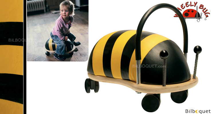 Bee ride-on toy - Large Size Wheely Bug