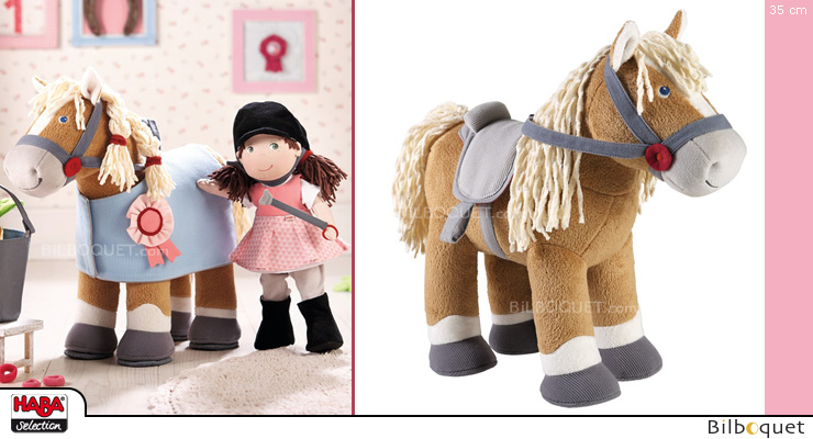 Leopold Horse for Haba Doll - Haba Selection Haba