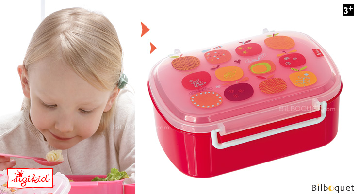 Lunch box enfant - Collection Pony Sue Sigikid