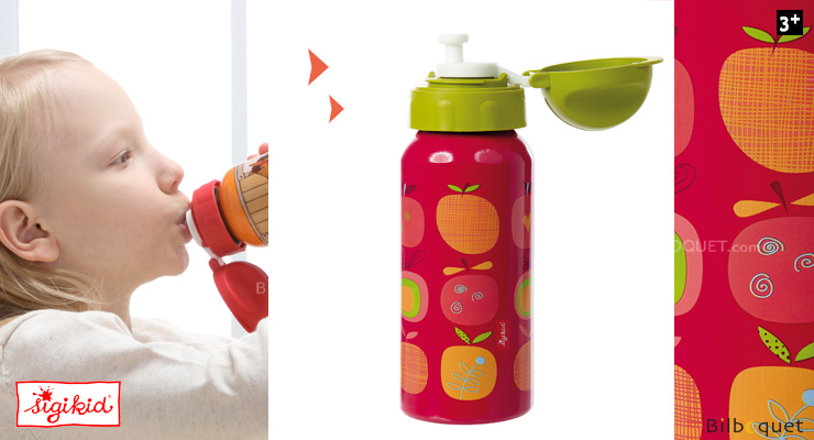 Water Bottle - 400ml - Pony Sue Collection Sigikid