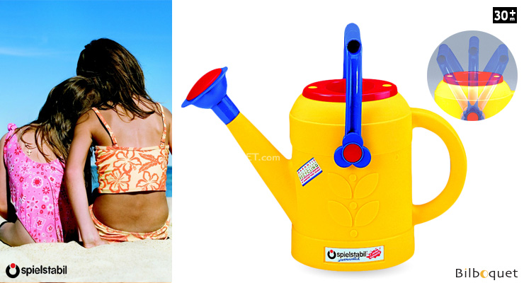 Large Watering Can - Beach/Garden Toy Spielstabil