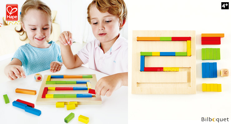 Path Finder - Educational Wooden Toy Hape Toys