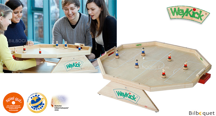 WeyKick Arena 7700, football magnétique pour 2 à 6 joueurs WeyKick