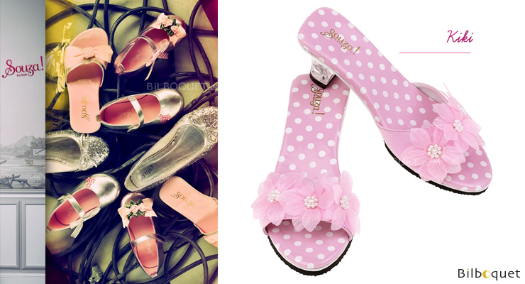 Pink Shoes Kiki - Accessories for girls size 27-28 Souza for kids