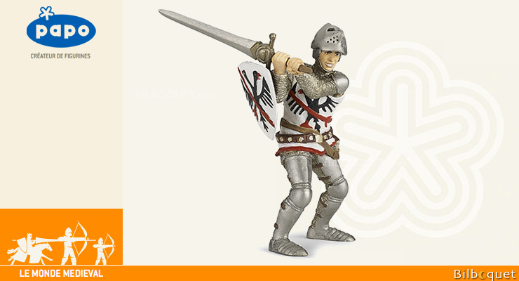 Knight Du Guesclin - Papo Figurine Papo