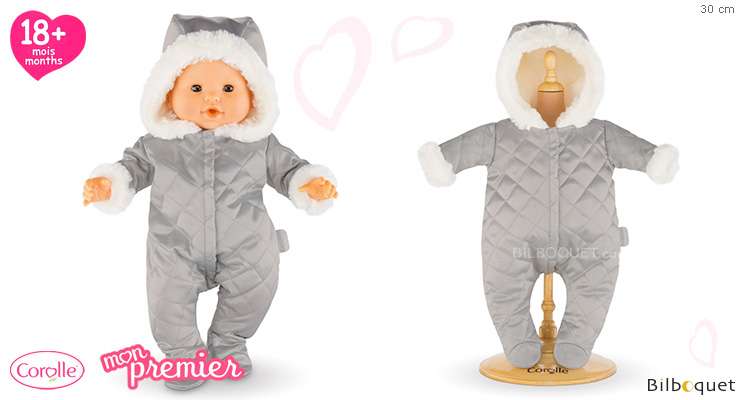 Bunting for 30cm baby doll Corolle