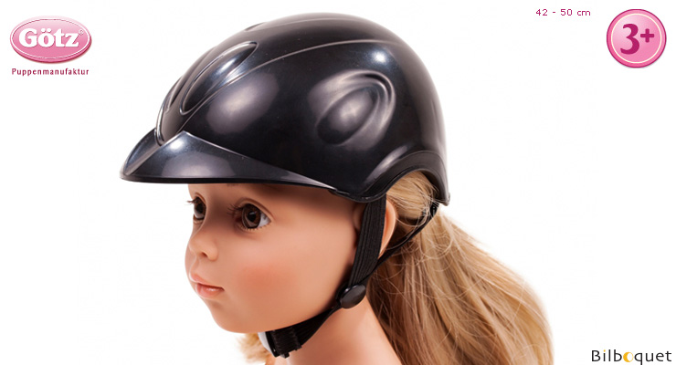 Equestrian Helmet for 42-50cm Doll Götz Dolls