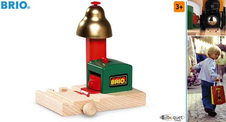 Magnetic Bell Signal BRIO