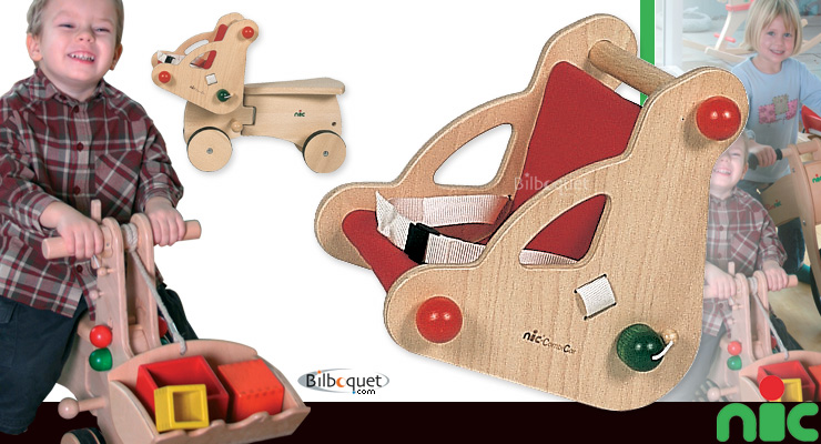 nic CombiCar - doll's seat nic Toys