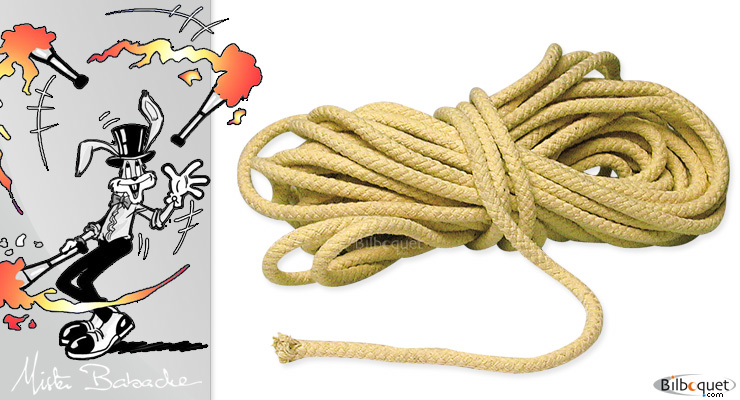 Kevlar Fire cord Mister Babache