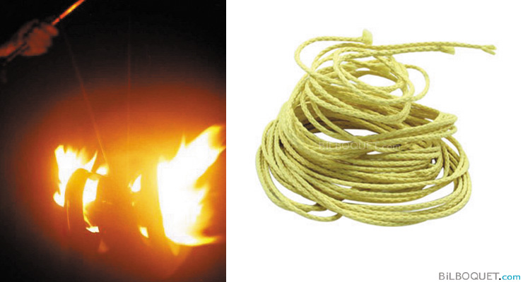 Kevlar spare string for fire diabolo Fyrefli