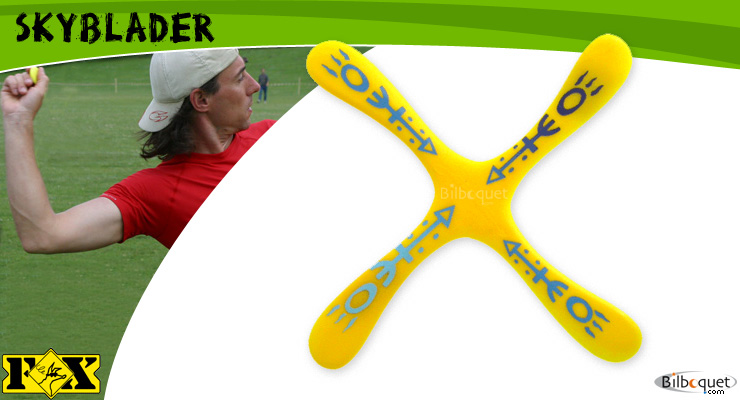 Skyblader Boomerang Flotteur Right-handed LMI & FOX