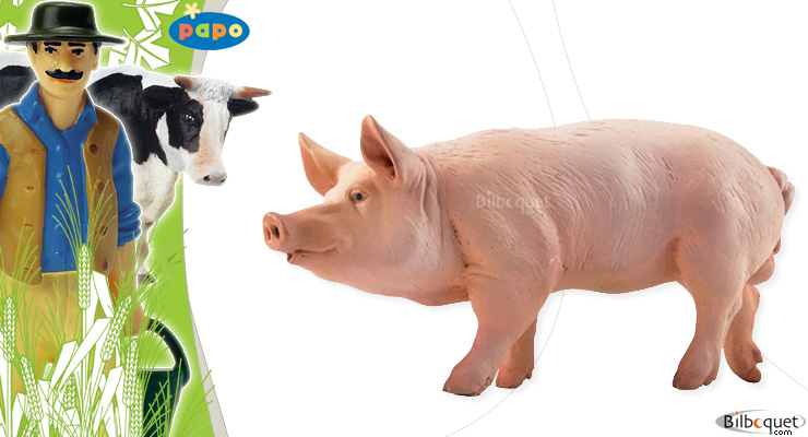 Boar (Pig) Papo