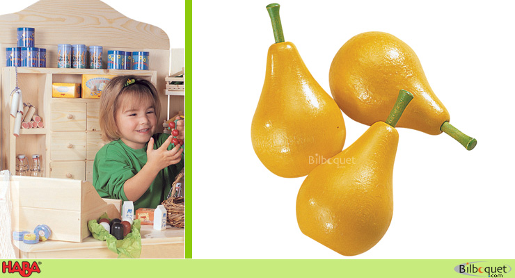 Pear (singly) Haba