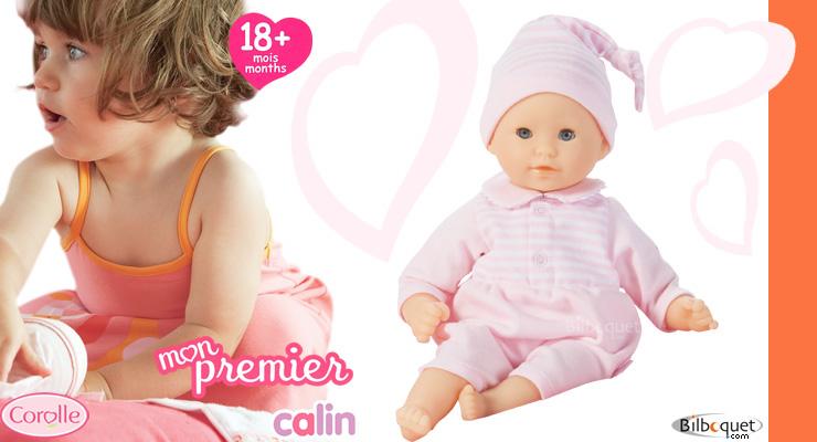 Calin Charming Pastel 30 cm doll Corolle