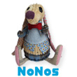 Nonos the dog 26cm