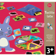 Tactilo loto A tactile Discovery Game Djeco