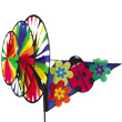Lady Bug Triple Spinner Premier Kites & Designs