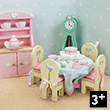 Daisylane Drawing Room - Furniture for Dollhouses