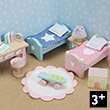 Daisylane Children's Room - Furniture for Dollhouses