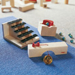 Sound staircase for ball track set Haba