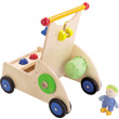 Carpenter Pixie Walker Wagon Haba