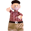 Geppetto puppet