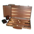Walnut Backgammon with handle Smir
