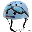 Helmet Blue Goggles - Size S (2-5 years)