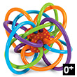 Winkel Rattle Toy Manhattan Toy
