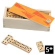 Wooden dominoes set Janod