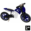 Blue Scrambler Balance Bike