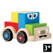 SmartCar 3D puzzle game Smart Games
