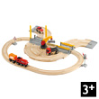 Rail & Road Crane Set BRIO