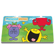 Mr Men 12 colour pencils in a tin box Petit Jour