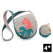Bag and purse My pet darling Djeco