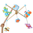 Butterfly Musical crib mobile