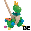 Tattolo Dragon Push Toy Selecta