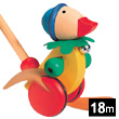 Pedella Duck Push Toy
