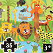 Observation Puzzle Jungle 35 pieces