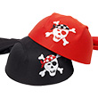 O'Mally Pirate Hat 4-8 years black
