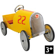 Goldini pedal car Baghera