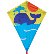 Walter Whale Diamond kite Premier Kites & Designs