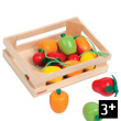 12 Fruits Crate Janod