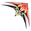 Zephyr Stunt kite for light winds Prism Kites