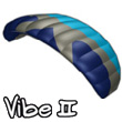 2-line Kite Vibe II 1.6 (blue)