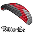 Voile de traction Twister IIR 7.7 m²