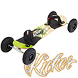 Kheo Kicker All-Terrain Board 8inch wheels - GREEN