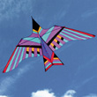 Cloud Bird Kite by George Peters - Maui Into The Wind