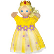 Yellow Princess Puppet